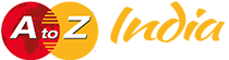 AtoZaircargotoindiafromuk courier logo